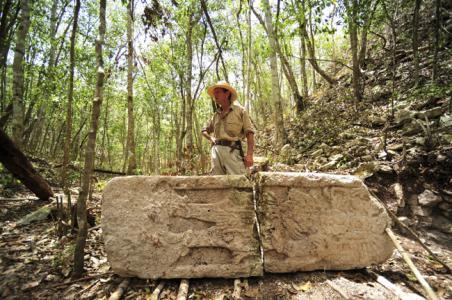 Estelas mayas 2
