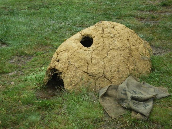 Four neolithique broceliande bretagne