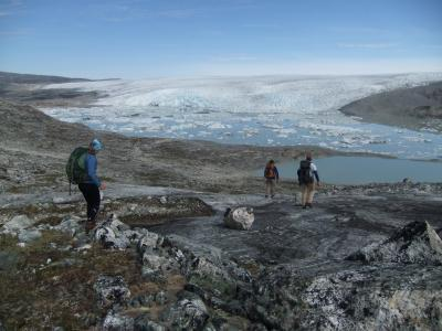 Groenland team