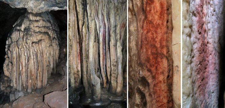 Grottecuevaardales espagne
