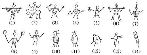 Hieroglypfpaiwantribu
