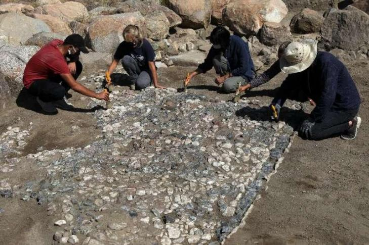 Hittites mosaique3500ans