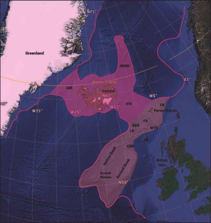 Icelandia geological society america