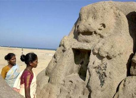 Inde-Mahabalipuram