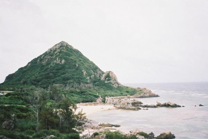 Isena island japon