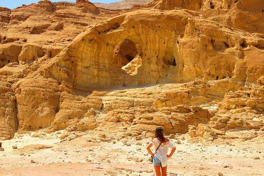 Israel park timna mines