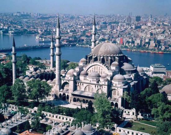 Istanbul basilique