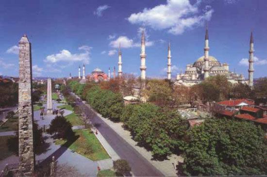Istanbul hippodrome