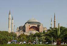 Istanbul saintesophie
