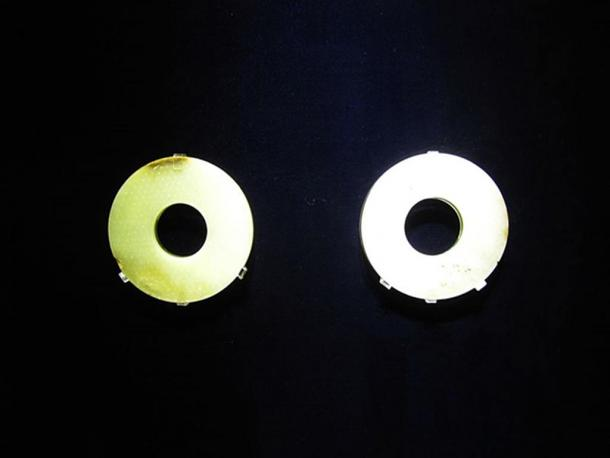 Jade bi discs