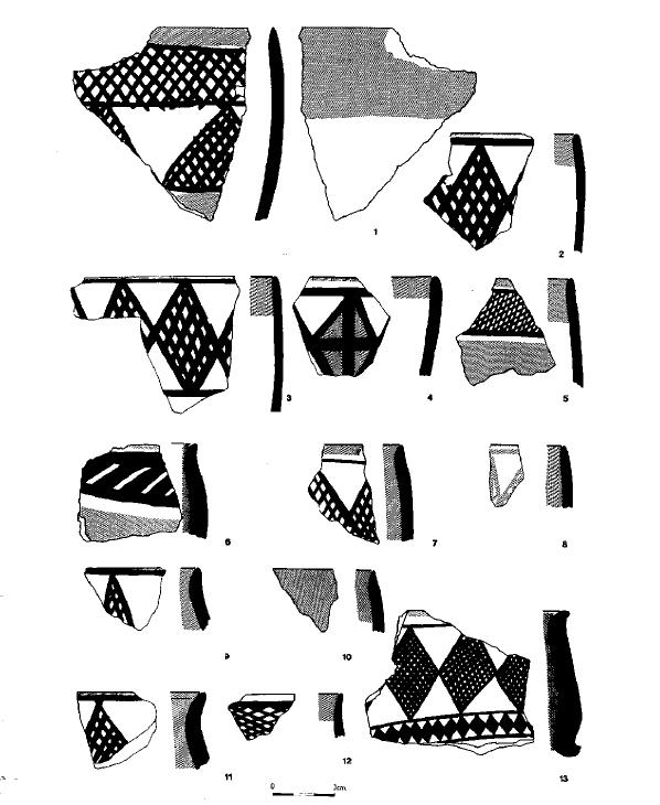 Jourdan gophna pottery