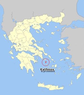 Kythnos map 1