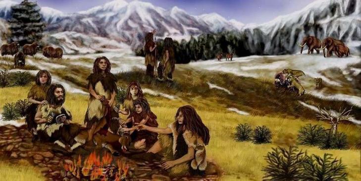 L homme de neanderthal