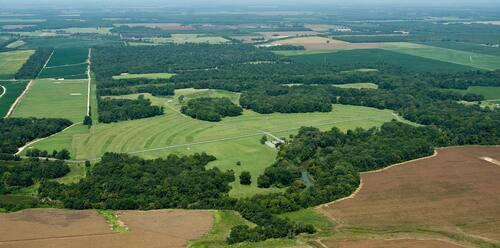 Louisiane poverty point unesco