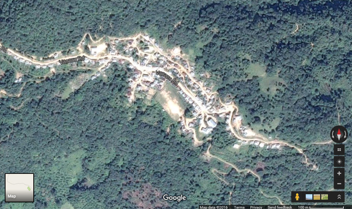 Map vangchhia