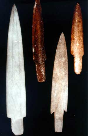 Maritime archaic lances