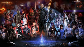Mass effect trilogie 1