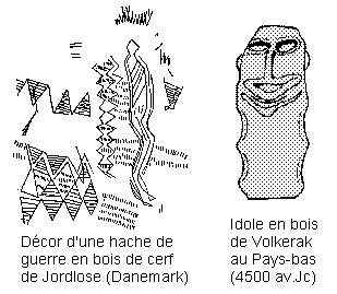 Mesolithique arts