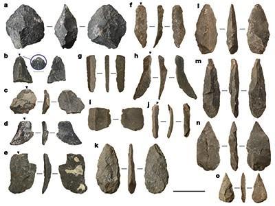 Mexique artefacts