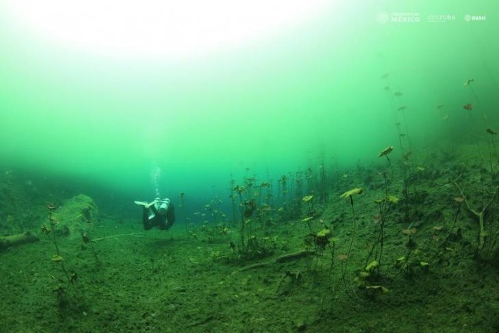 Mexique cenote1