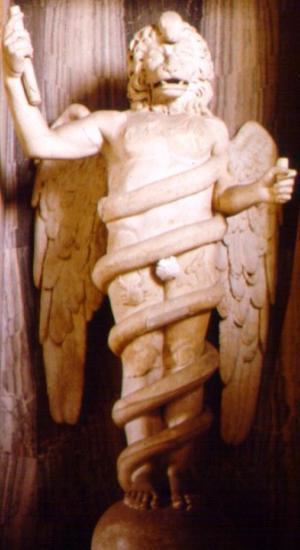 Mithrasstatue