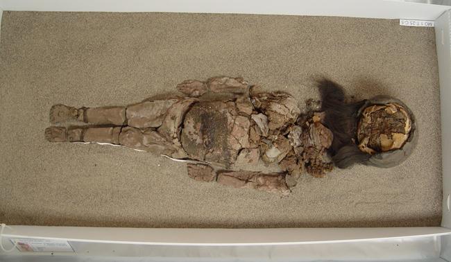Mummy1 courtesy of vivien standen
