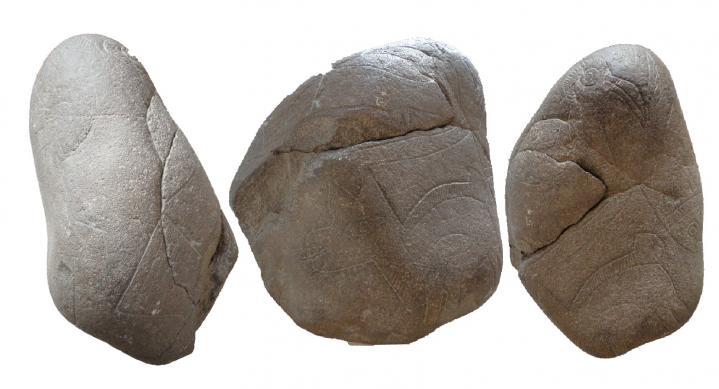 Museo antonini piedra de ica