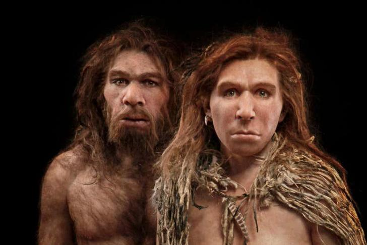 Neanderthal speech