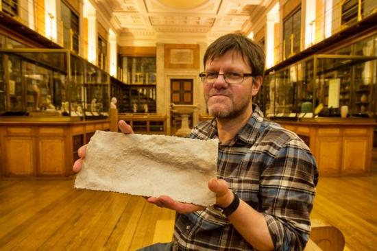 Norfolk uk drashton empreinteprehistorique 800000ans