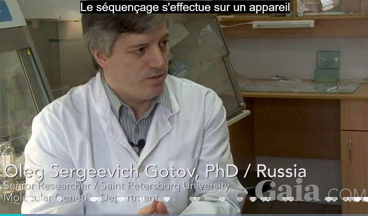 Olegsergeevichgotov moleculargenetic
