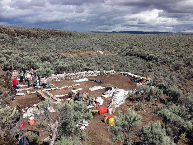 Oregon 16000ans clovisculture