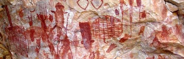 Peinture pedra furada 2