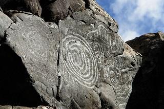 Petroglyph la palma el cementerio wikipedia en mini