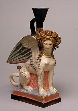 Phanagoria sphinx