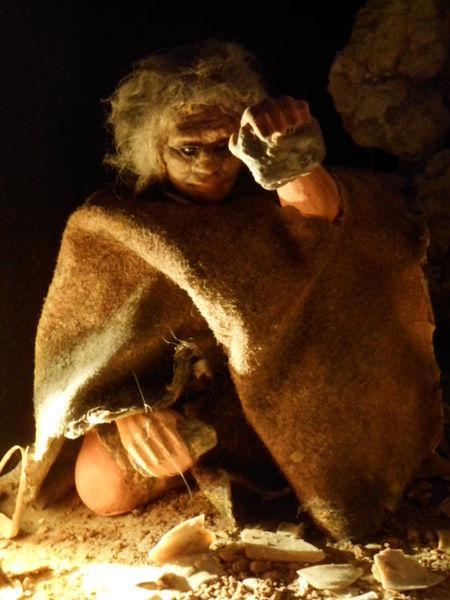 Prehistorama chatelperron