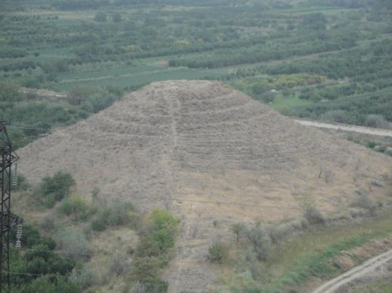 Pyramid of dvin