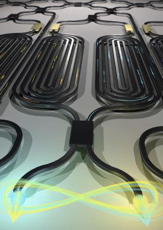Quantum photonic chip 2013