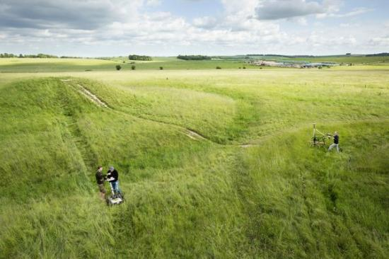 Recherches stonehenge