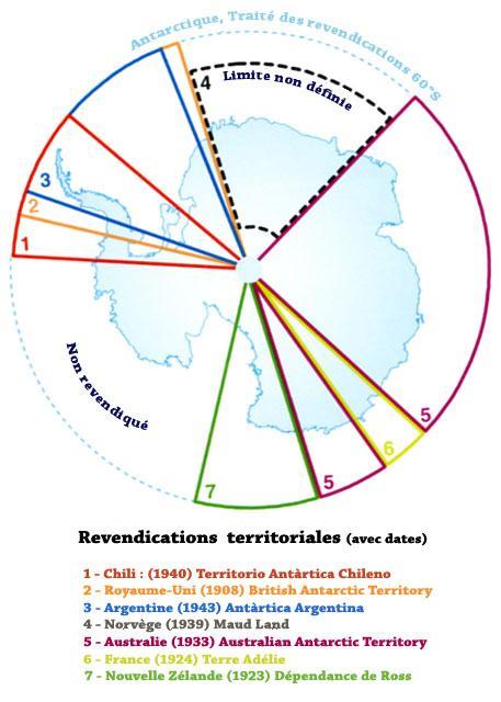 Revendicantarctique