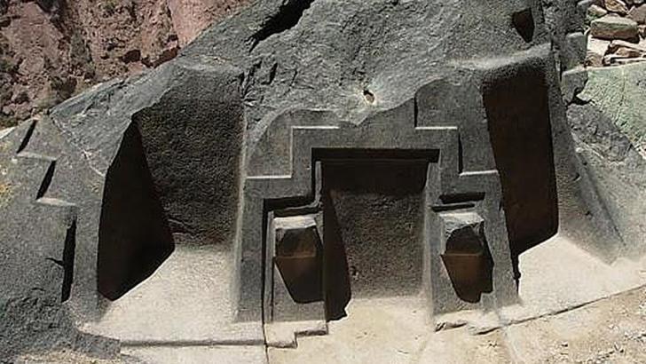 Roca sayhuite