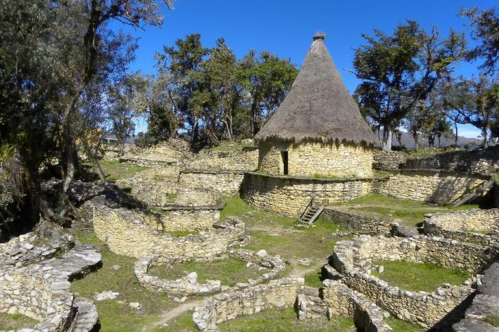 Ruines de kuelap