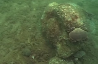 Rungholt fouilles plongee mini