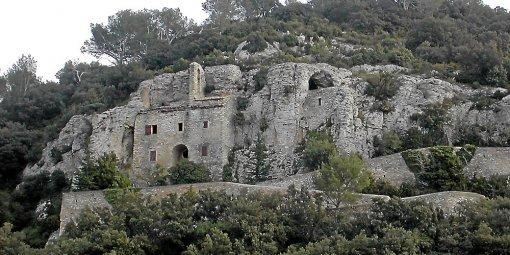 Sainte baume la grotte2
