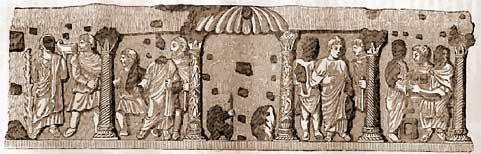 Sarcophage marie madeleine