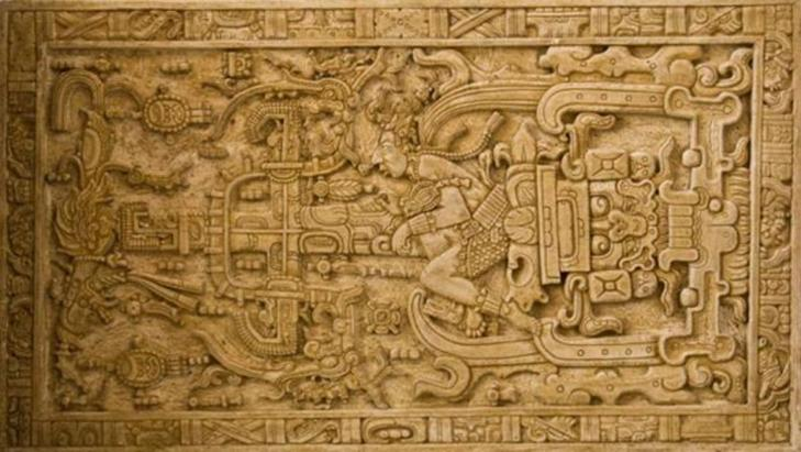 Sarcophage pakal palenque