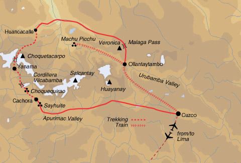 Sayhuite cuzco