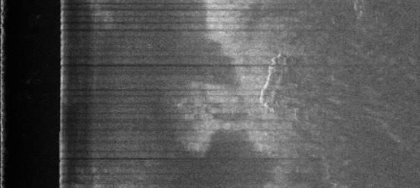 Scan baltique a40miles nautiques de anomalie