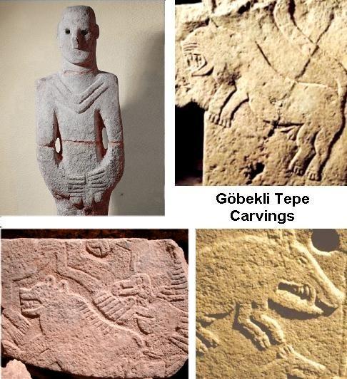 Sculptures gobekli tepe4