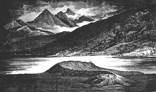 Serpent mound scotland 2
