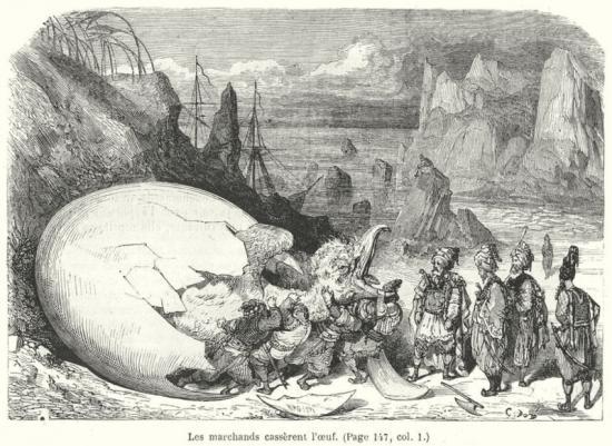 Sinbad the sailor 5th voyage
